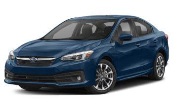 2020 Subaru Impreza - Dark Blue Pearl
