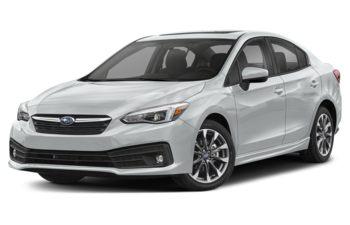 2020 Subaru Impreza - Ice Silver Metallic