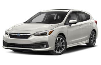 2020 Subaru Impreza - Crystal White Pearl
