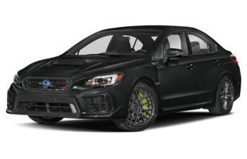 2020 Subaru WRX STI - Crystal Black Silica