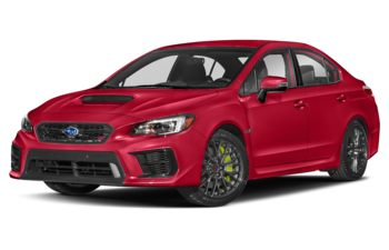 2021 Subaru WRX STI - Pure Red