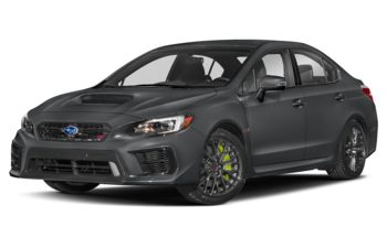 2020 Subaru WRX STI - Magnetite Grey Metallic