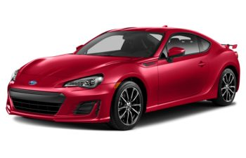 2020 Subaru BRZ - Pure Red