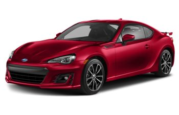 2020 Subaru BRZ - Pure Red