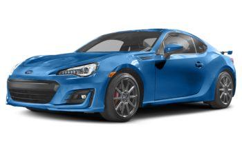 2020 Subaru BRZ - World Rally Blue Pearl