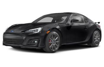 2020 Subaru BRZ - Crystal Black Silica