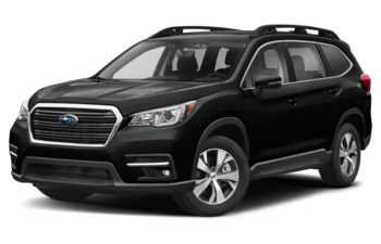 2020 Subaru Ascent - Crystal Black Silica