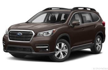 2020 Subaru Ascent - Cinnamon Brown Pearl