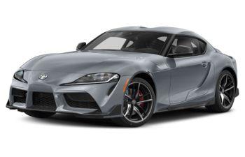 2020 Toyota GR Supra - Turbulence Grey