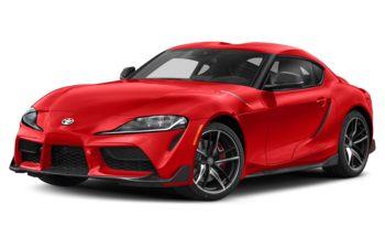 2020 Toyota GR Supra - Renaissance Red 2.0