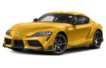 2020 Toyota GR Supra - Nitro Yellow