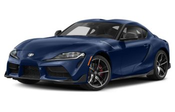 2020 Toyota GR Supra - Downshift Blue