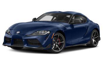 2020 Toyota GR Supra - Downshift Blue