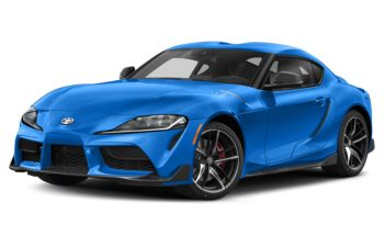 2021 Toyota GR Supra - Refraction