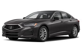 2021 Acura TLX - Modern Steel Metallic