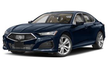 2021 Acura TLX - Obsidian Blue Pearl