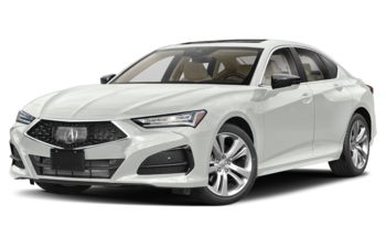 2021 Acura TLX - Majestic Black Pearl