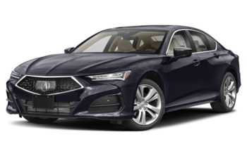 2021 Acura TLX - Phantom Violet Pearl