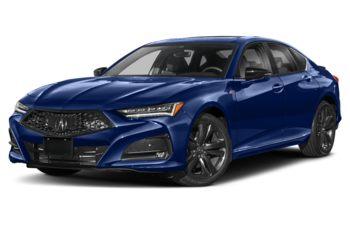 2021 Acura TLX - Apex Blue Pearl