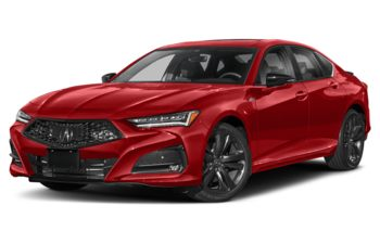 2021 Acura TLX - Performance Red Pearl