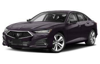 2021 Acura TLX - Platinum White Pearl
