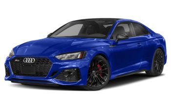 2021 Audi RS 5 - Mythos Black Metallic
