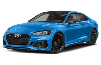 2021 Audi RS 5 - Daytona Grey Pearl