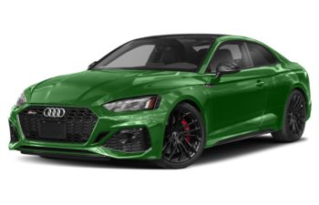 2021 Audi RS 5 - Sonoma Green Metallic