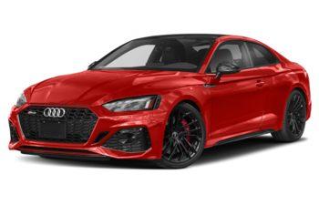 2021 Audi RS 5 - Tango Red Metallic