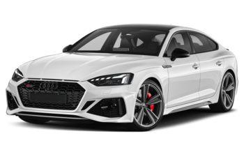 2021 Audi RS 5 - Glacier White Metallic