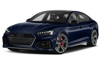 2021 Audi RS 5 - Navarra Blue Metallic