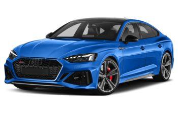 2021 Audi RS 5 - Turbo Blue
