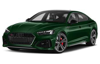2021 Audi RS 5 - Sonoma Green Metallic