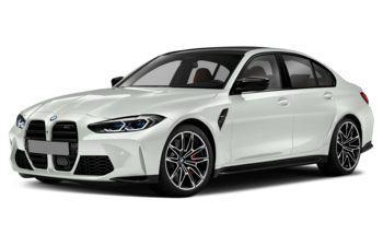 2021 BMW M3 - Alpine White