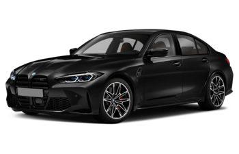 2021 BMW M3 - Black Sapphire Metallic