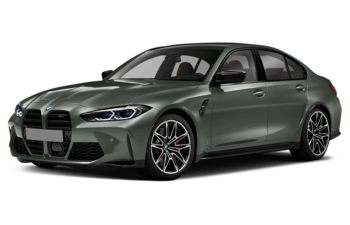 2021 BMW M3 - Dravit Grey Metallic