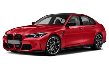 2021 BMW M3 - Toronto Red Metallic