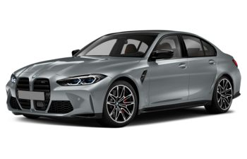 2021 BMW M3 - Brooklyn Grey Metallic