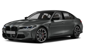 2021 BMW M3 - Frozen Dark Grey
