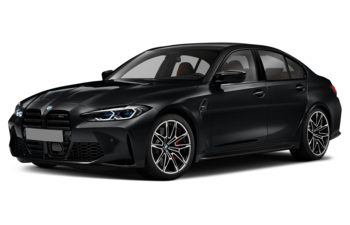 2021 BMW M3 - Frozen Black