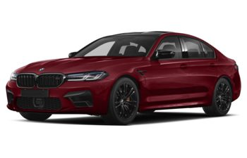 2021 BMW M5 - Aventurine Red Metallic