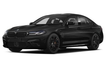 2021 BMW M5 - Black Sapphire Metallic