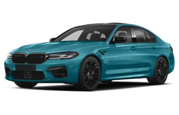 2021 BMW M5 - Snapper Rocks Blue Metallic