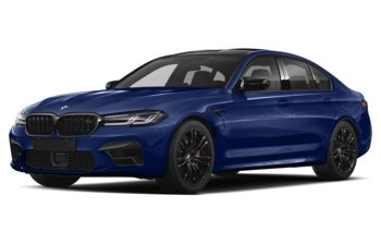 2021 BMW M5 - Marina Bay Blue Metallic