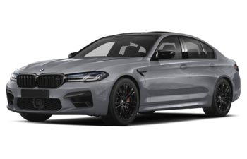 2021 BMW M5 - Bluestone Metallic