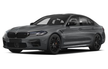 2021 BMW M5 - Alvite Grey Metallic