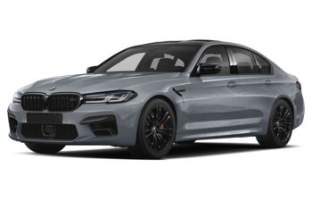 2021 BMW M5 - Frozen Bluestone Metallic