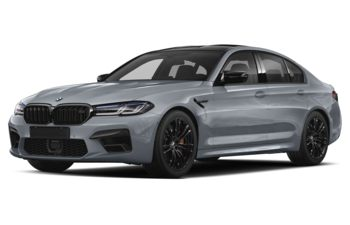 2021 BMW M5 - Pure Metal Silver