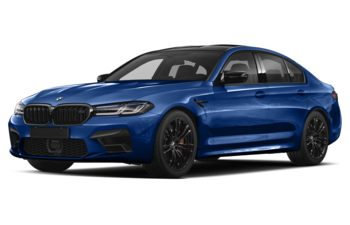 2021 BMW M5 - Frozen Marina Bay Blue