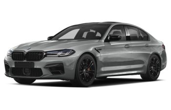 2021 BMW M5 - Frozen Dark Silver